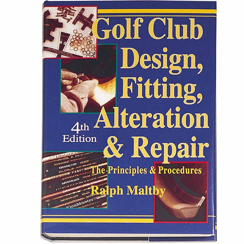 Golf Club Design, Fitting, Alteration & Repair - GCD4