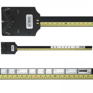 Maltby Bench Top Club Length Ruler - MA2010