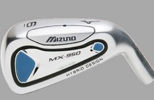 mizuno mx 950 specs