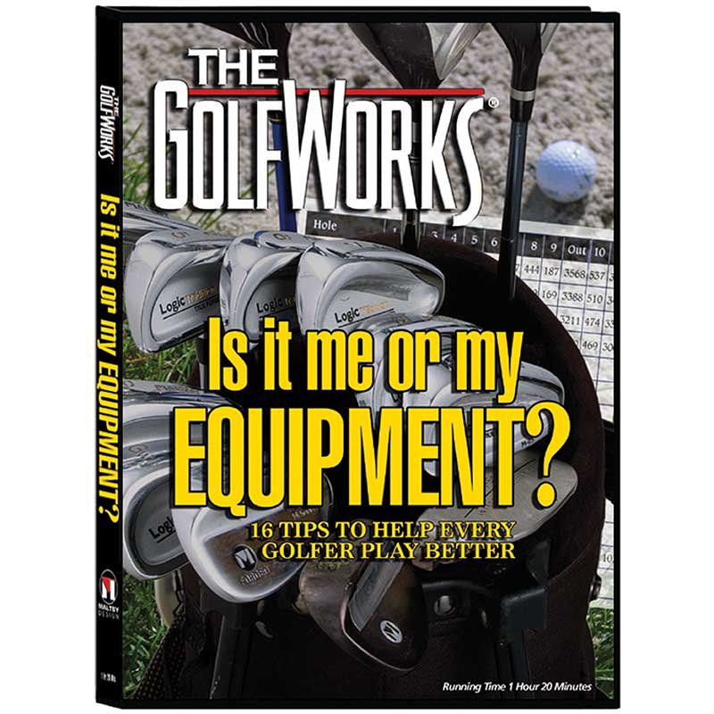 Is it Me or My Equipment - DVD - RMEQPDVD