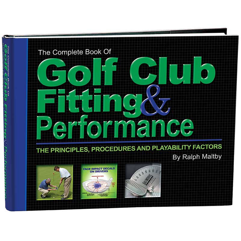 Golf Club Fitting and Performance Book - GCFP