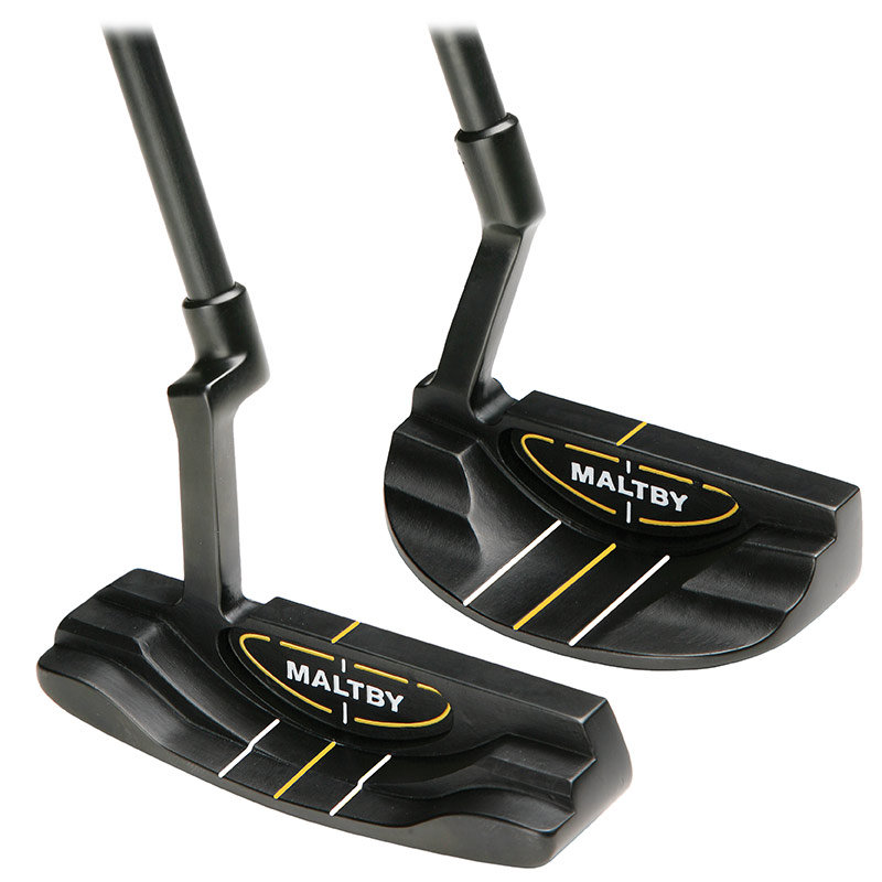 Maltby Pure-Track PT Putter Heads - MA0229