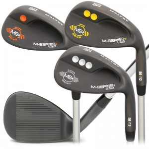 Maltby M-Series+ Wedges - MA0257