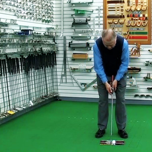 How Putter Length Affects Putting