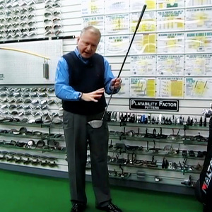 How The Club Head And Shaft Affects Your Swing