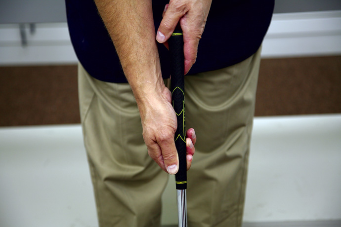 How To Re-Grip Your Golf Clubs Step 9