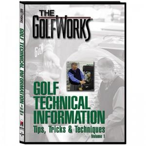 Golf Equipment - Tips, Tricks & Techniques Video - BK9001