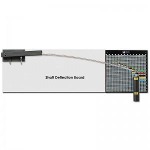 Maltby Design Golf Shaft Deflection Board - GSDB